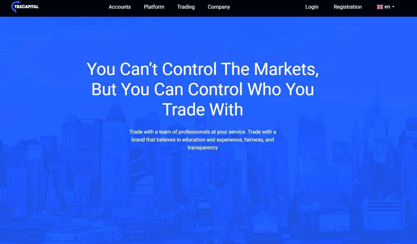 Отзывы TBX Capital (Трейдинг Инвесторс) – что ждет вкладчиков